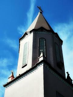 Torre da Igreja Jammerthal, Picada Café