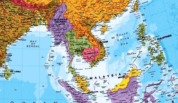 letak geografis, astronomis, dan geologis thailand