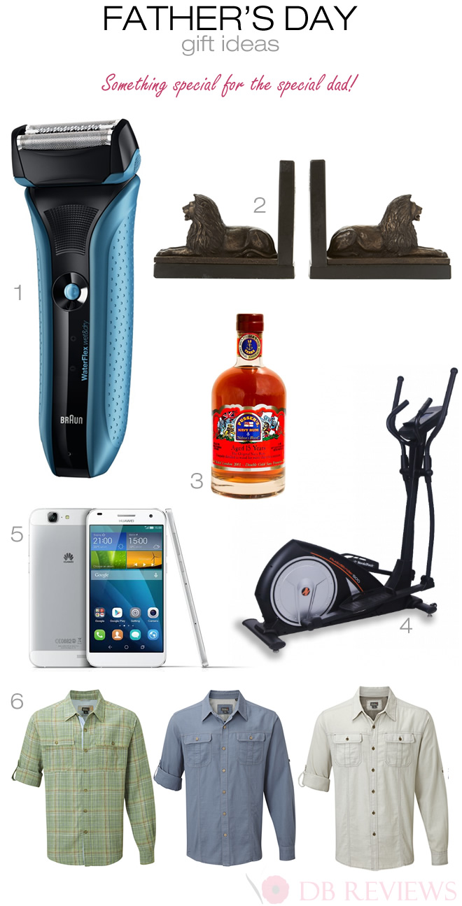 Father's Day Gifts, Presents and Gift Ideas