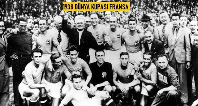 Dünya Kupası'nın Geçmişten Günümüze Kadar Olan Tarihçesi 1938 Fransa - Kurgu Gücü