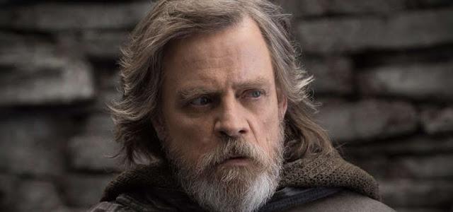 Mark Hamill confirma que não voltará ao papel de Luke Skywalker