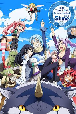Tensei shitara Slime Datta Ken TV Series 1080p, 720p & 480p Direct Download
