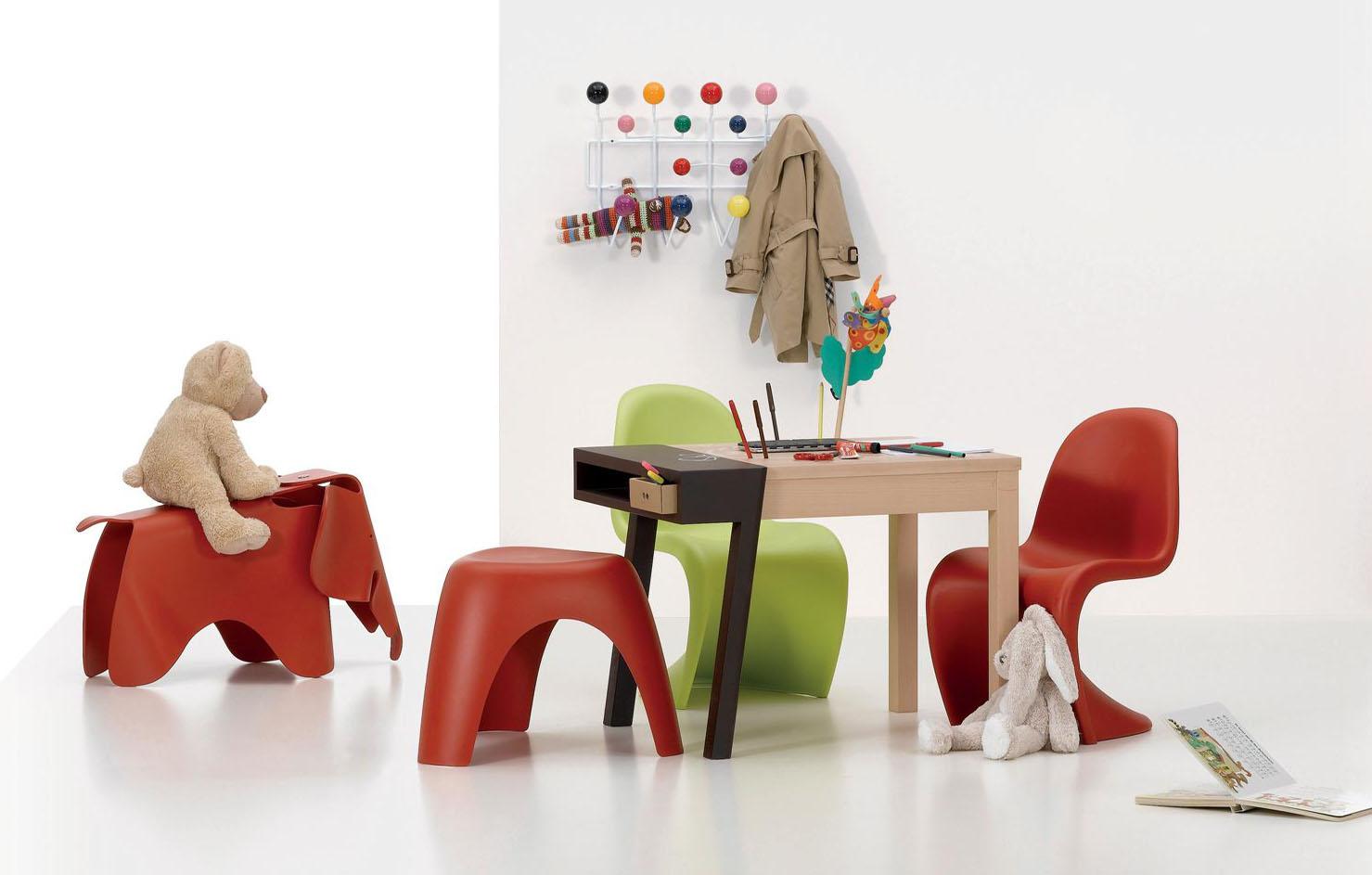 panton chair kids  ideasidea - junior panton chair