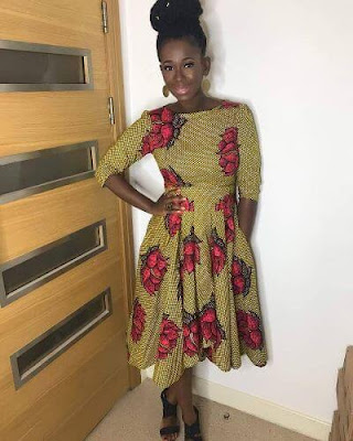 you know that trendy Ankara designs supply a good type of choices to choose from ✘ 39 Perfect Ankara Styles Attires Designs 2020 For Nigerian Ladies