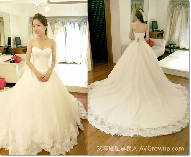 白紗-婚紗公司-婚紗工作室-婚紗禮服