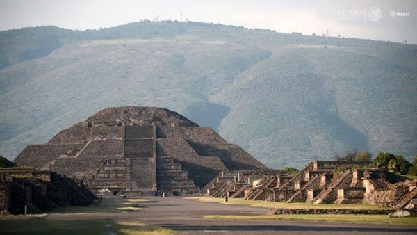 Μυστική «διέλευση στη σήραγγα του κάτω κόσμου» που ανακαλύφθηκε κάτω από τη μεξικανική πυραμίδα.