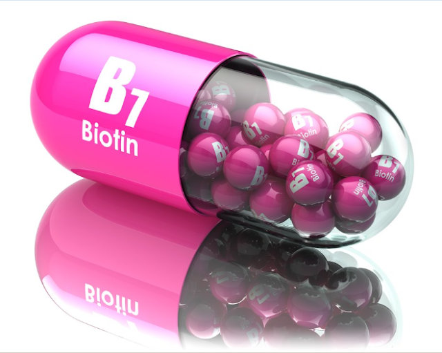 Biotin information dosage side effect indication - healthinews