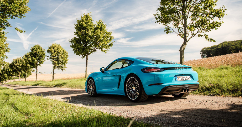 2017 Porsche 718 Cayman Specs, Redesign, Change, Engine Power, Release Date