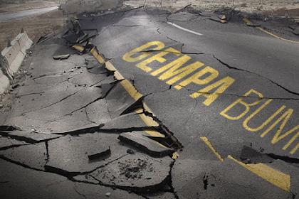 Doa Yang Perlu Kita Ucapkan Jika Terjadi Gempa Bumi