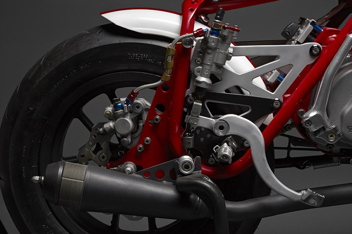 Honda Monkey Wiring Harness : King kong davmomoto honda z return of the cafe racers
