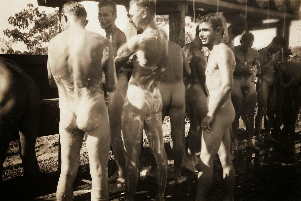 Bathroom gay male pics