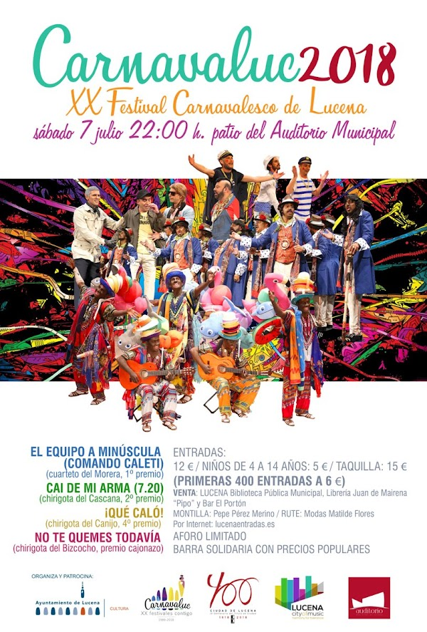 Carnaval en Lucena