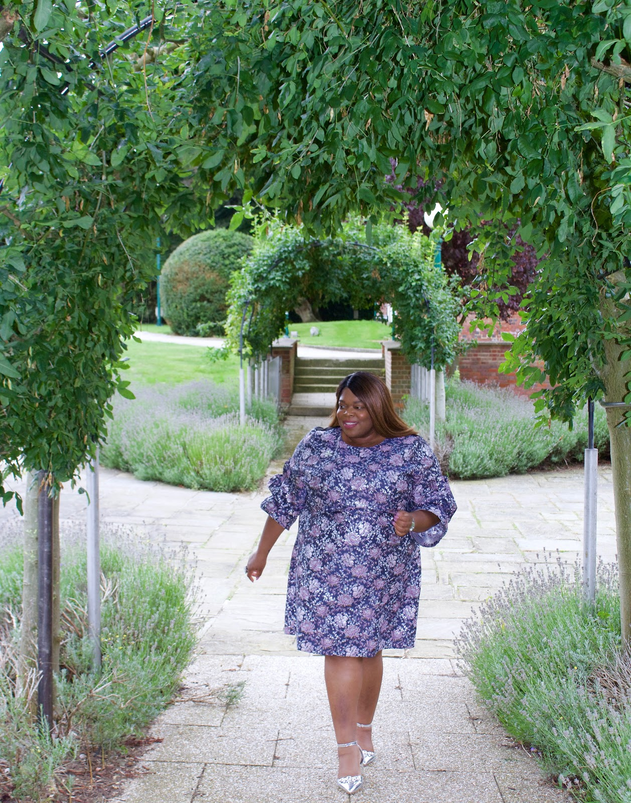 dc plus size lifestyle blogger