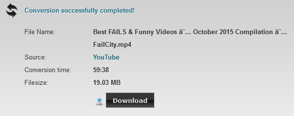 How to download a portion of a youtube video « Amazing