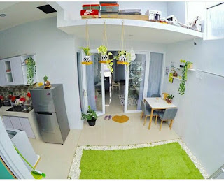 Desain Interior Rumah Minimalis Type 36 Lengkap Dengan Sketsa Rumah