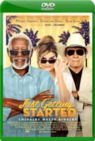 Just Getting Started (2017) DVDRip Latino