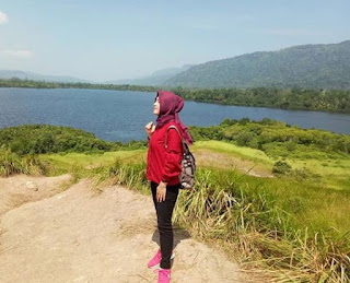 Danau Lebar Lampung Barat