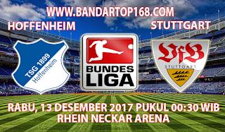 Prediksi Hoffenheim vs Stuttgart 14 Desember 2017