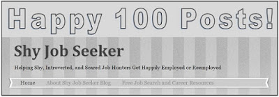 Top 10 Shy Job Seeker Posts [Shy Job Seeker Blog]