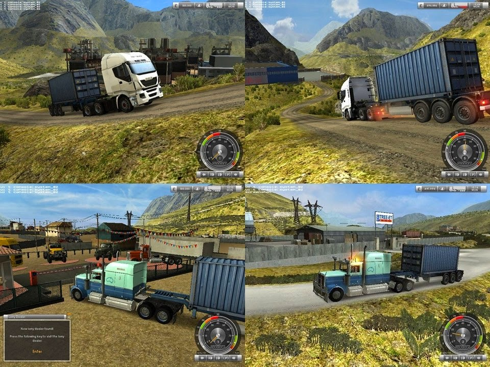 Australia Map Ets2.Rel Yungas Ice Road Australia Map For Ukts Scs Software