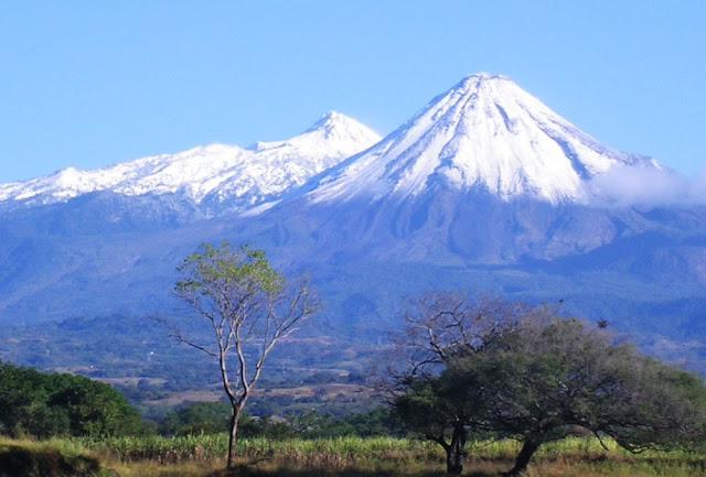 Vulcão Colima – México