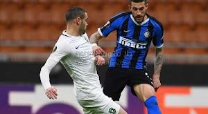 انتر ميلان يتاهل لثمن نهائي الدوري الأوروبي بتحقيق الفوز الجديد على فريق لودوجوريتس رازجراد
