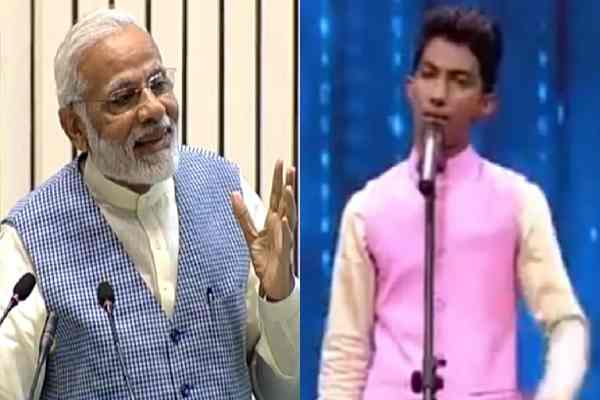 shyam-rangeela-out-from-laughter-show-doing-pm-modi-mimicry