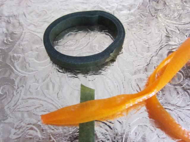diy chinese new year mandarin orange crafts