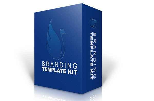 Branding Template Kit - Cara Desain Brand Bisnis Anda