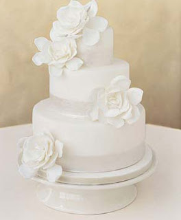 traditional wedding cake