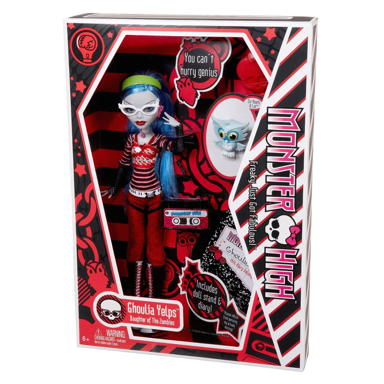 Monster High Libros Libros Y Juguetes 1demagiaxfa Toys Ghoulia Yelps