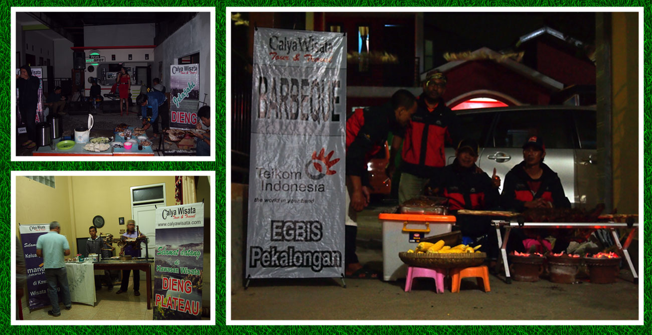 Paket Barbeque Dieng