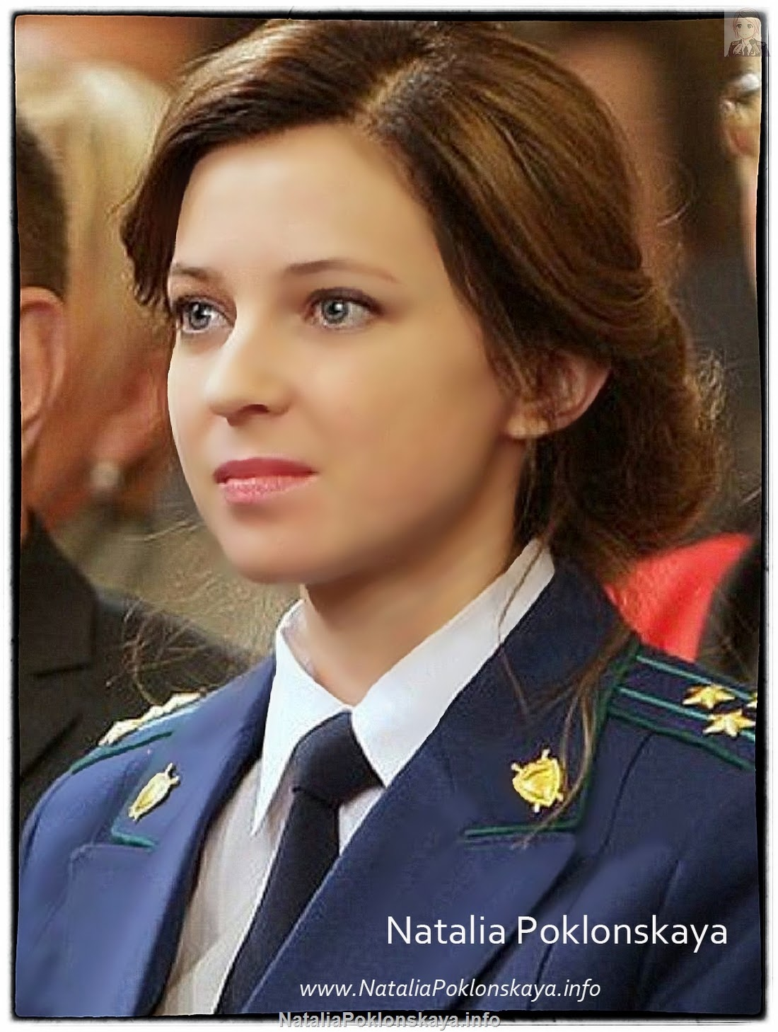 Natalia Poklonskaya, former Prosecutor General of Crimea