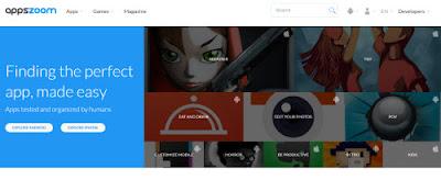 appszoom situs aplikasi game android apple
