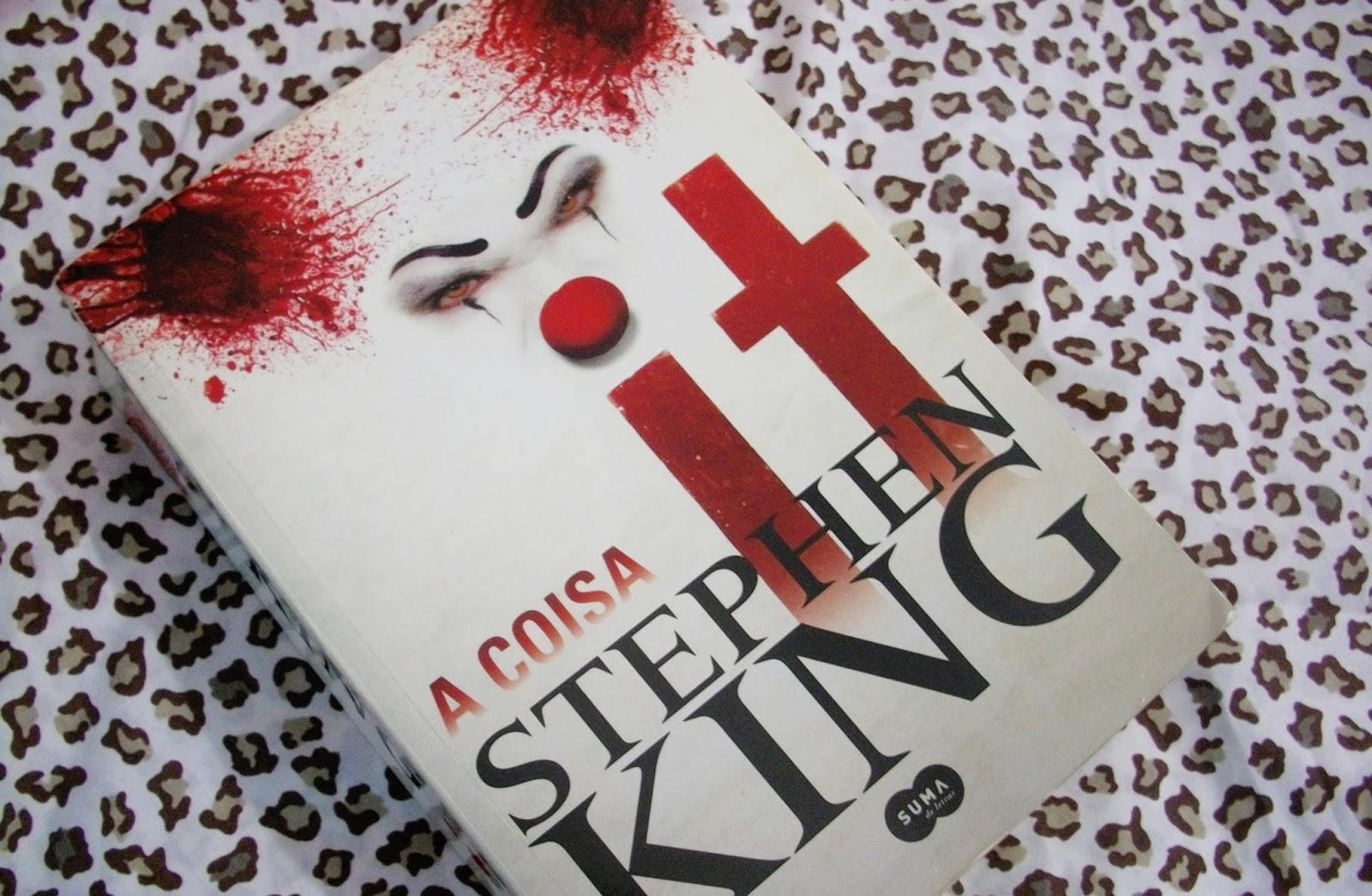 IT - A Coisa, de Stephen King (#8)