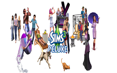 the sims 3 deluxe edition and store objects free. Black Bedroom Furniture Sets. Home Design Ideas