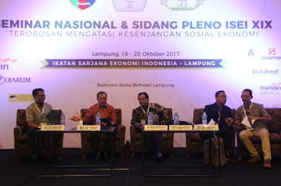 Parallel Session ISEI, Ketimpangan Indonesia: Tren, Penyebab dan Terobosan Kebijakan