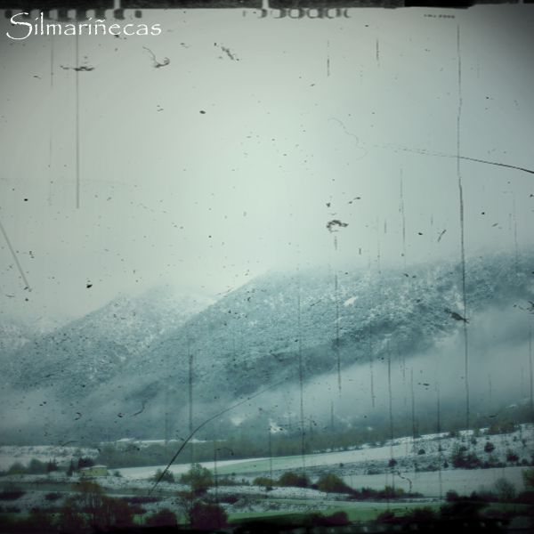 Nieve sobre Navarra