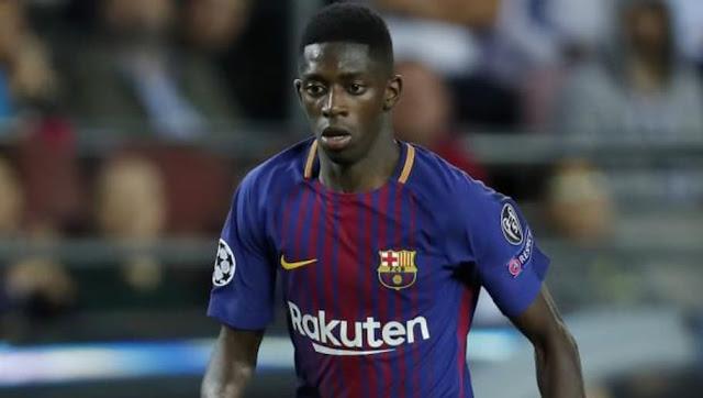 Quand le chef de sécurité du Barça sort Ousmane Dembélé de son lit