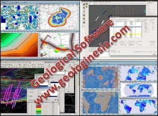 software geologi, tambang, dan pemetaan