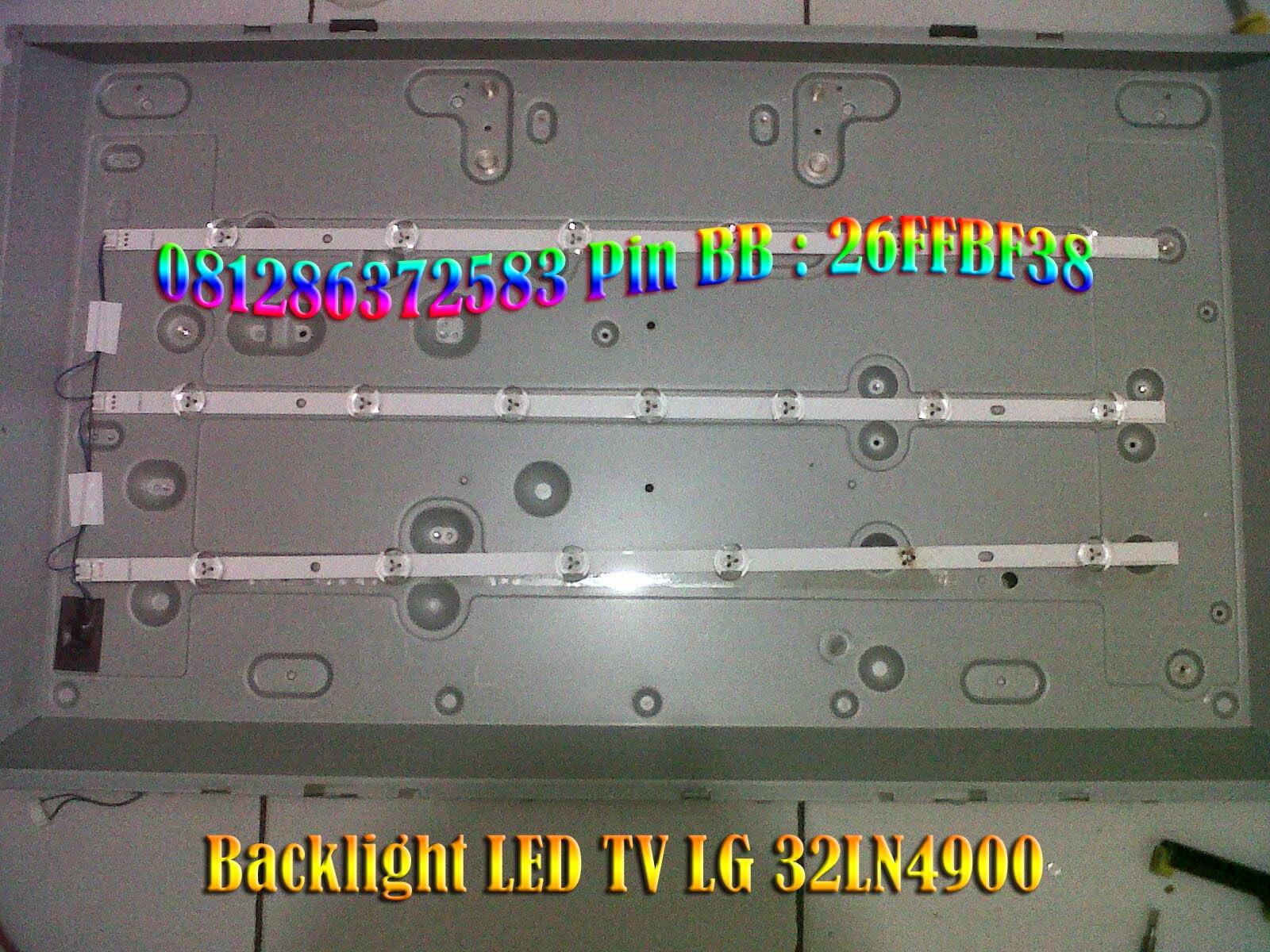 Backlight LED TV