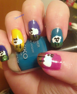 a_year_with_nail_art_easter_sheep