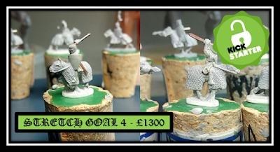Stretch Goal 4 - Mounted Knight Quilted Barding