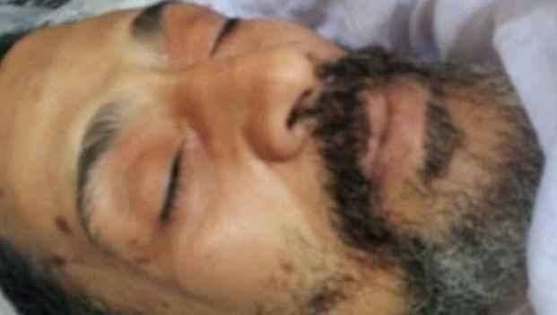 ضحية قسم الأميرية مجدي مكين