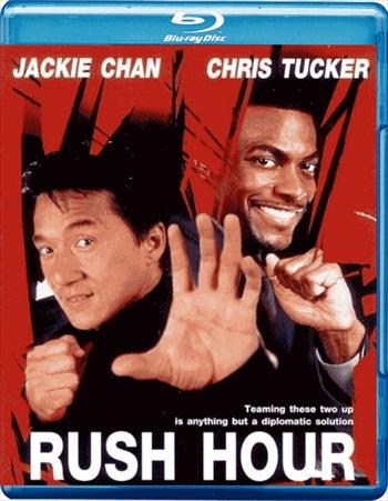 Rush Hour 1998 Dual Audio Hindi Bluray Full 300mb Download