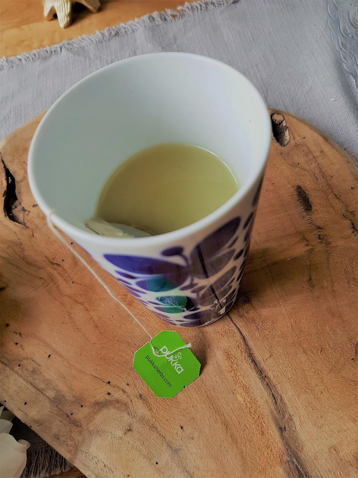 Любимите ми неща през февруари 2019 -  за пиене - pukka three mint чай