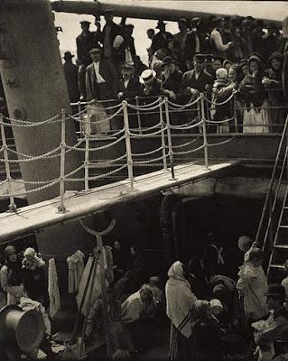 Alfred Stieglitz - The steerage,1907