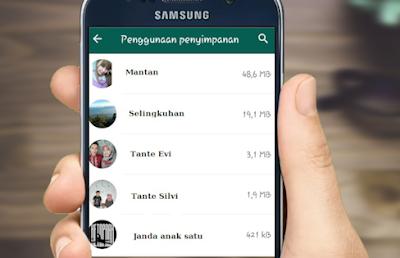 Dari sejumlah aplikasi chatting yang ada √  Pantau Kontak Yang Sering di Hubungi Pacar Dari Penggunaan Data Whatsapp
