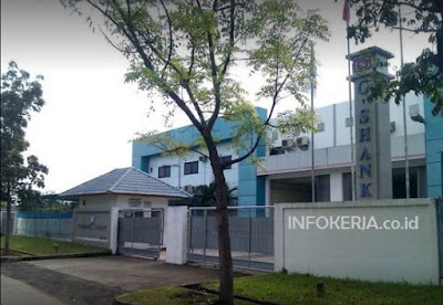 Info Kerja Via Email PT. Indonesia G-Shank Precision Cikarang