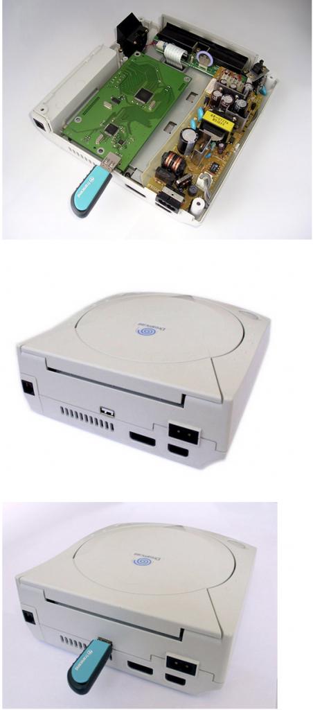 Ετοιμάζεται USB Loader για το Sega Dreamcast 1